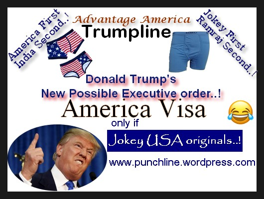 Trumps next possible executive order - Funny Punchline